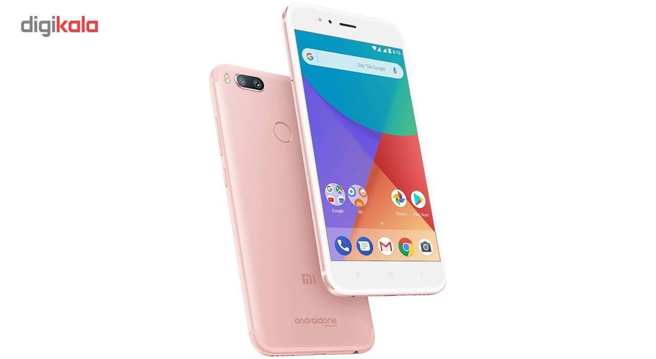 گوشی موبایل شیائومی مدل Mi A1 MDG2 دو سیم کارت ظرفیت 64 گیگابایت main 1 5