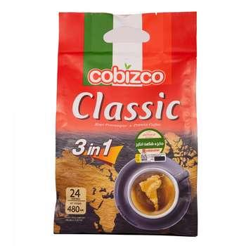 قهوه فوری کوبیزکو مدل Classic 3 in 1