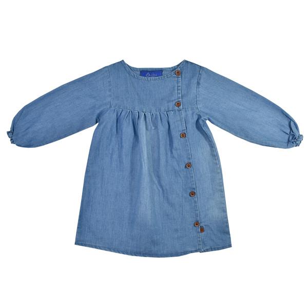 پیراهن دخترانه نیروان مدل 101076 -2