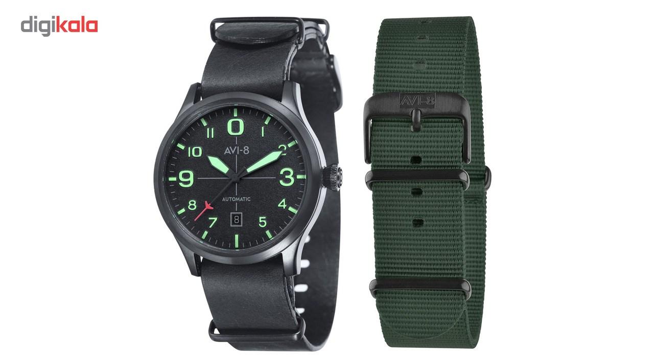 خرید ساعت مچی عقربه ای مردانه ای وی-8 مدل AV-4021-0C