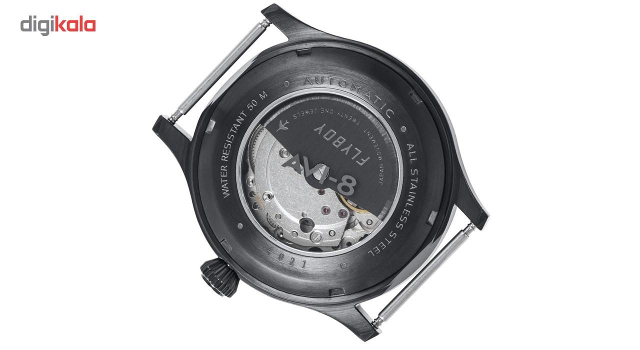 ساعت مچی عقربه ای مردانه ای وی-8 مدل AV-4021-0C