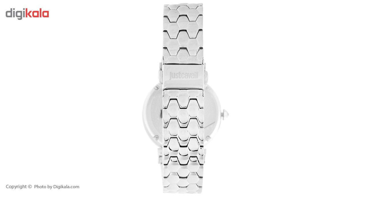 ساعت مچی عقربه ای زنانه جاست کاوالی مدل JC1L005M0055 -  - 2