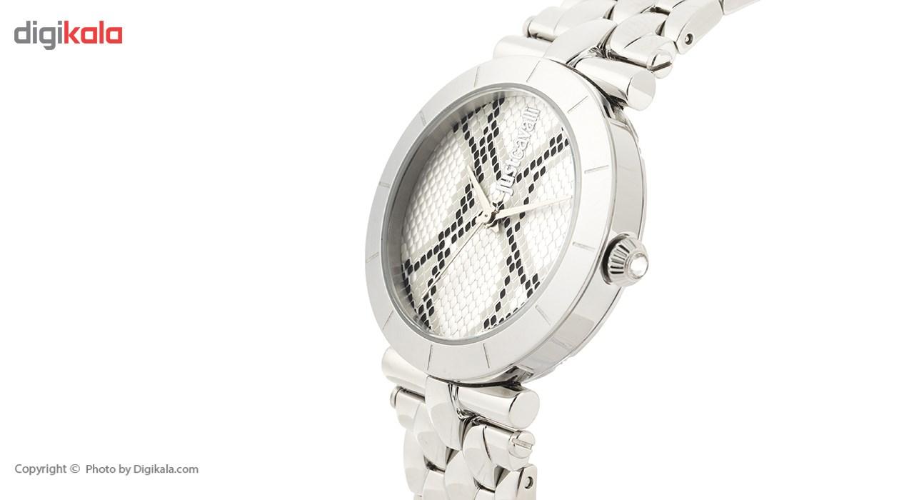 ساعت مچی عقربه ای زنانه جاست کاوالی مدل JC1L005M0055 -  - 1