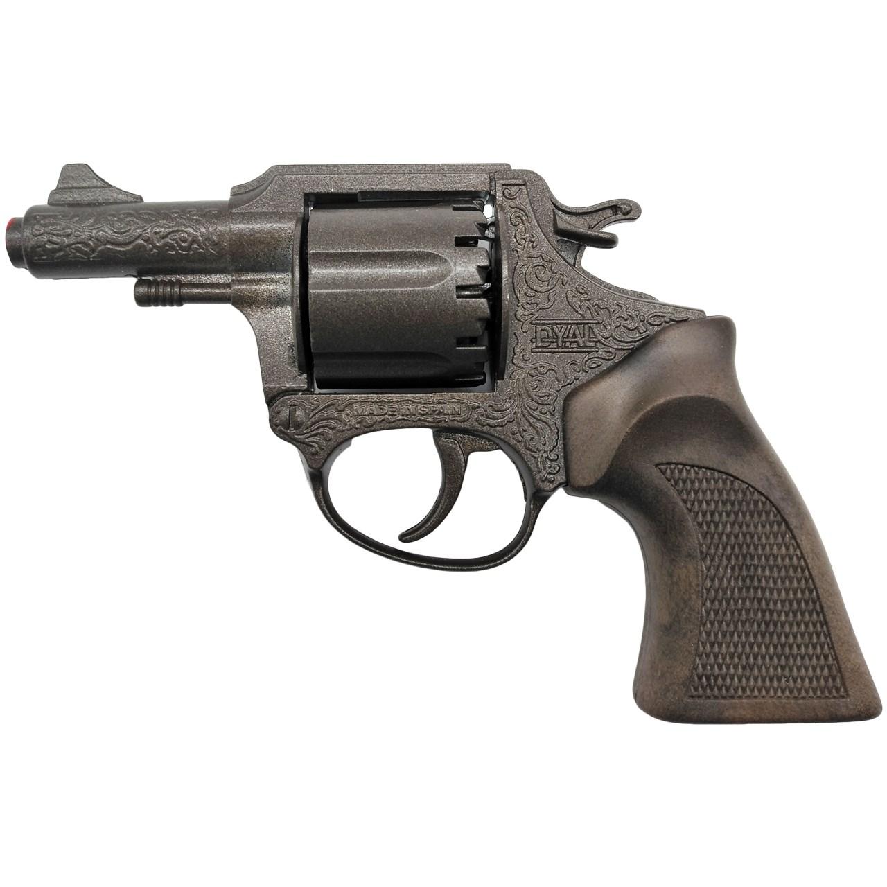 تفنگ اسباب بازی دیال مدل Revolver 36 کد KTT-013