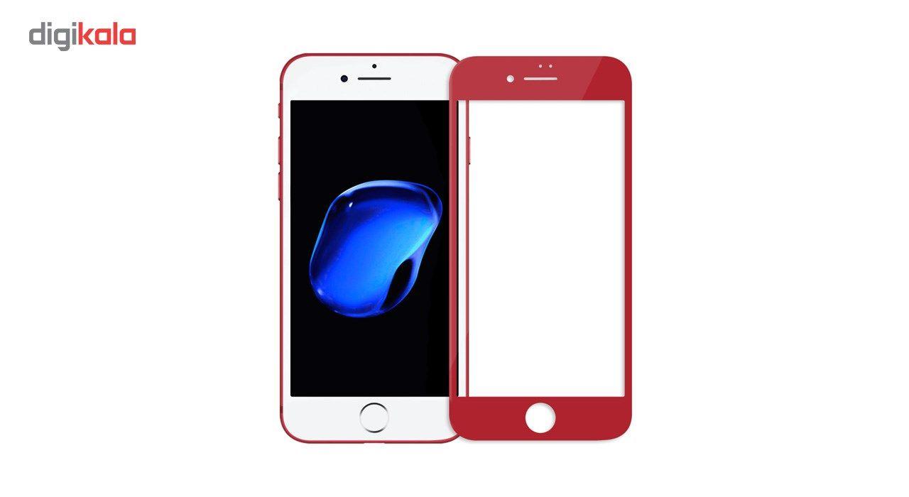 محافظ صفحه نمایش شیشه ای تمپرد نیلکین مدل Amazing CP Plus مناسب برای گوشی موبایل اپل iPhone 7 Plus main 1 1