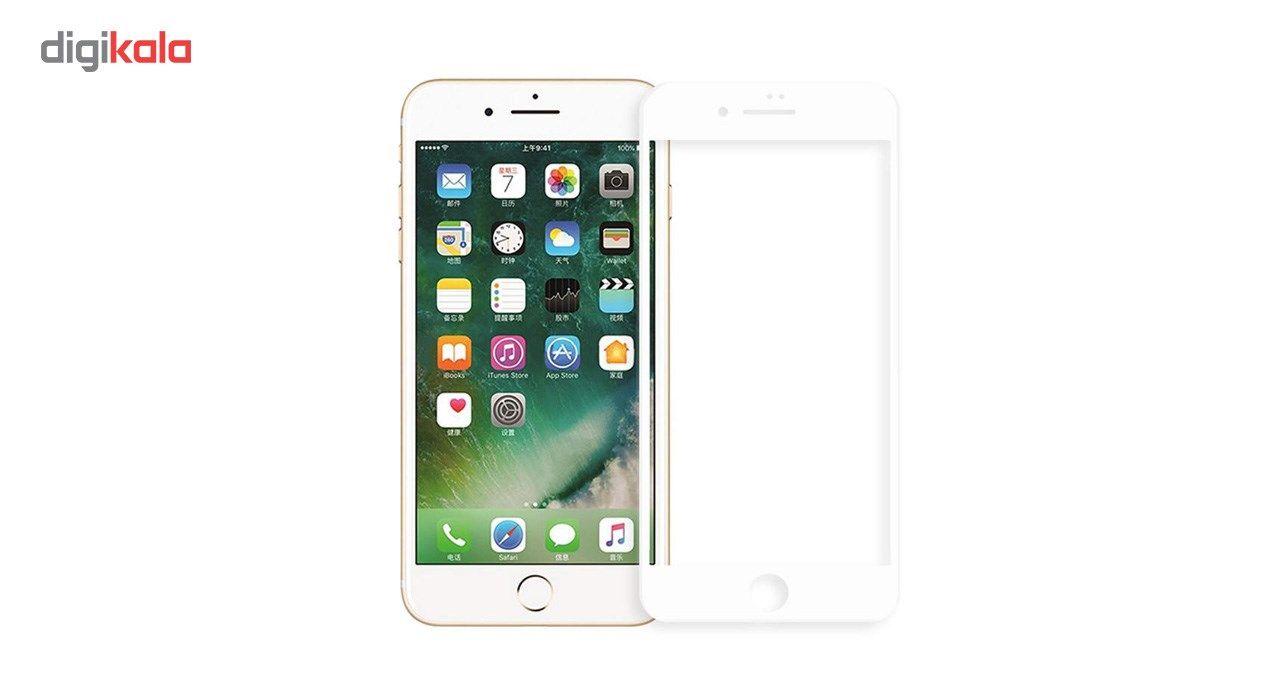 محافظ صفحه نمایش شیشه ای تمپرد نیلکین مدل Amazing CP Plus مناسب برای گوشی موبایل اپل iPhone 7 Plus main 1 2