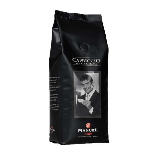 بسته دانه قهوه مانوئل مدل capriccio