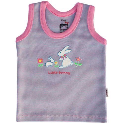 زیرپوش رکابی نوزادی آدمک مدل Little Rabbit
