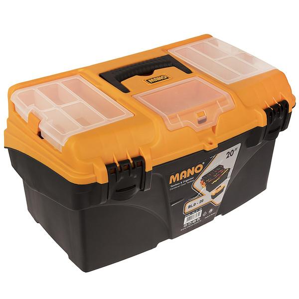 جعبه ابزار مانو مدل BL0-20