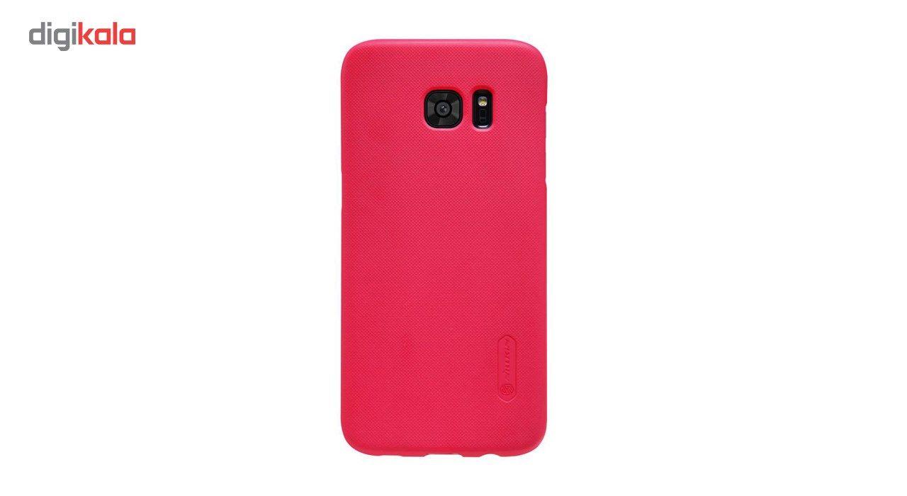 کاور نیلکین مدل Super Frosted Shield مناسب برای گوشی موبایل سامسونگ Galaxy S7 Edge main 1 11