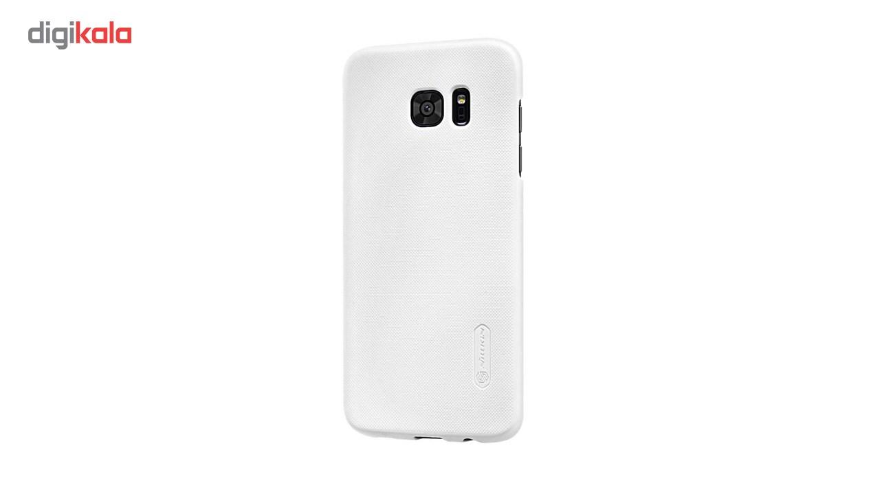 کاور نیلکین مدل Super Frosted Shield مناسب برای گوشی موبایل سامسونگ Galaxy S7 Edge main 1 14