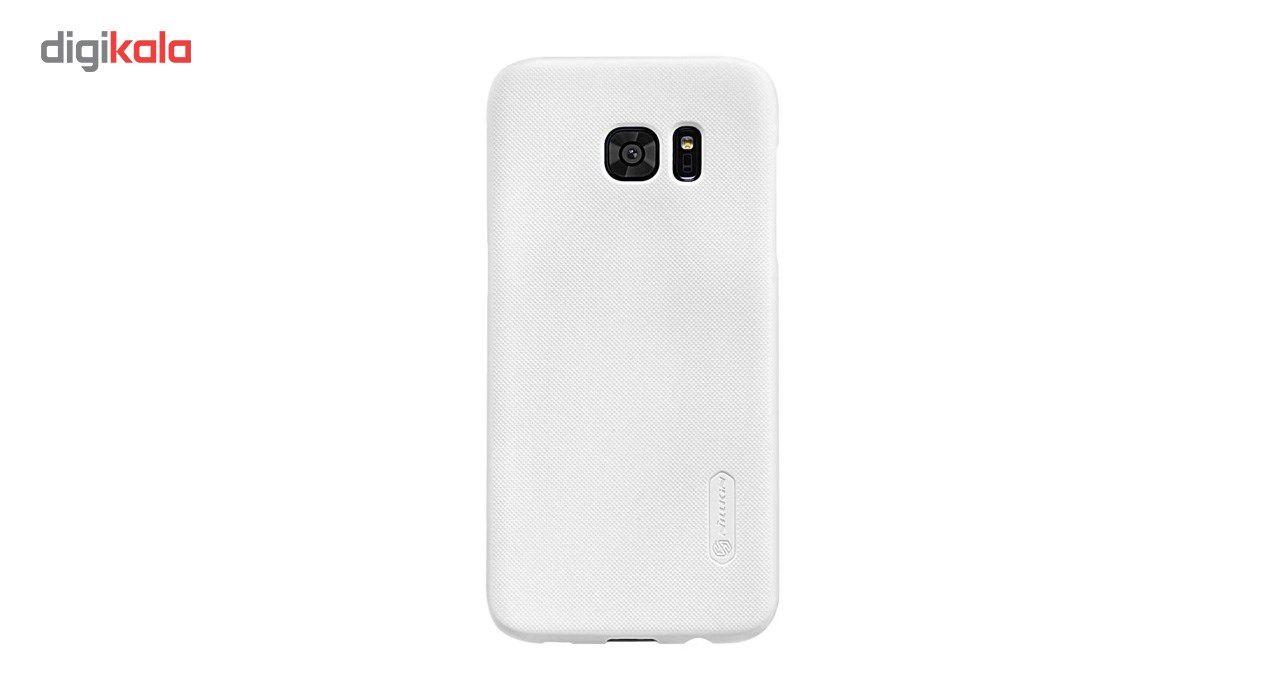 کاور نیلکین مدل Super Frosted Shield مناسب برای گوشی موبایل سامسونگ Galaxy S7 Edge main 1 15