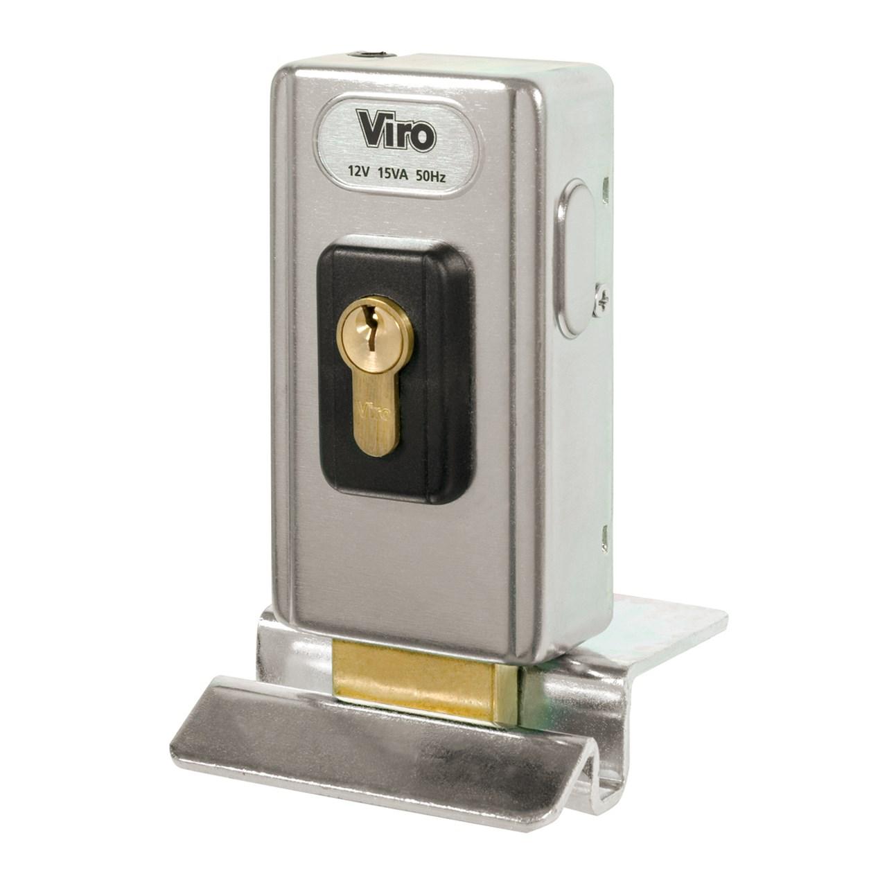 قفل برقی پادری12 ولت ویرو مدل V06