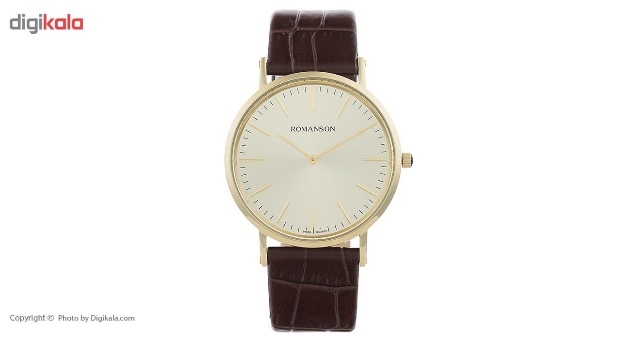 خرید ساعت مچی عقربه ای مردانه رومانسون مدل TL0387CM1GA81G | ساعت مچی