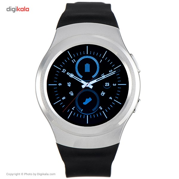 خرید ساعت هوشمند آی لایف مدل Zed Watch R Silver