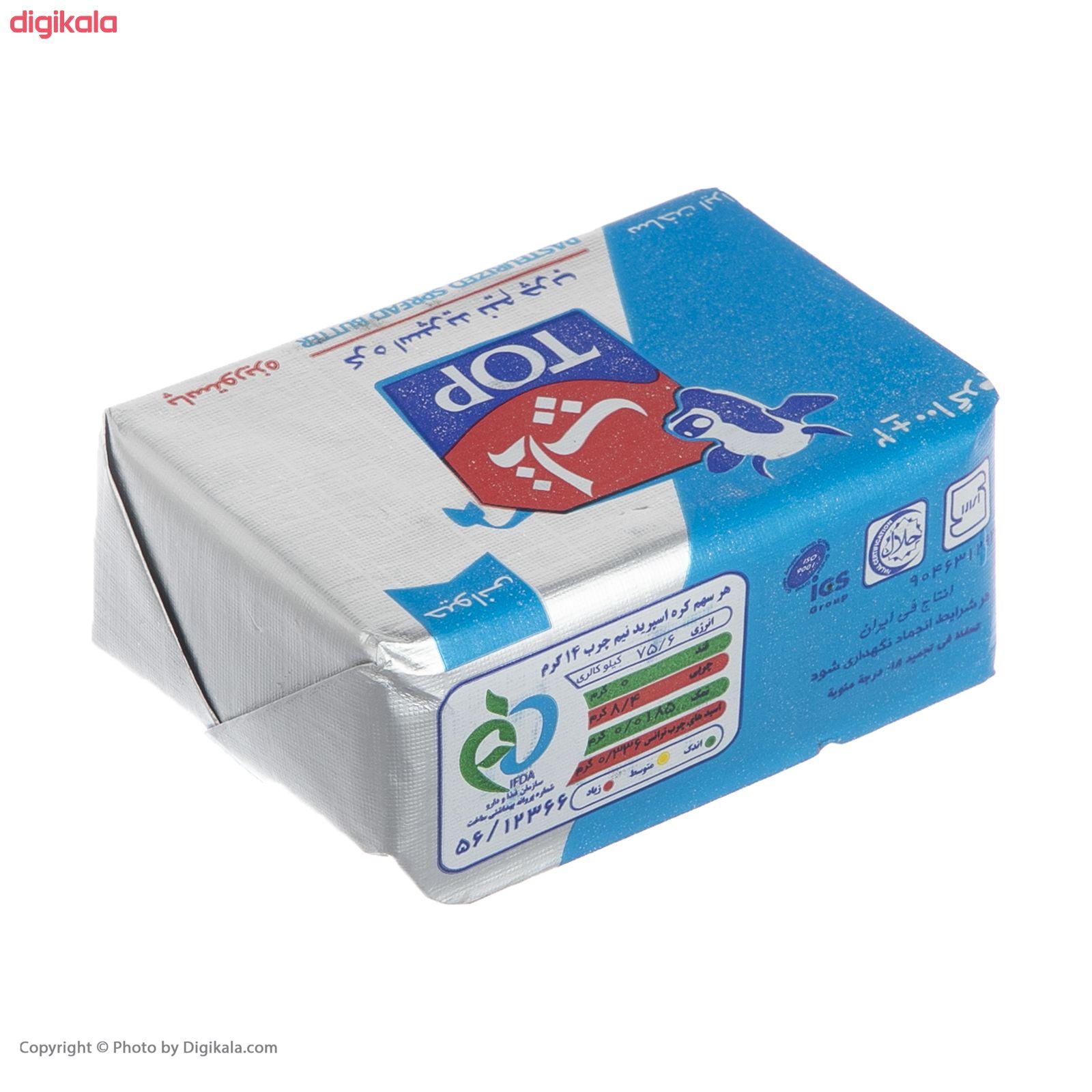 کره اسپرید تاپ - 100 گرم  main 1 2