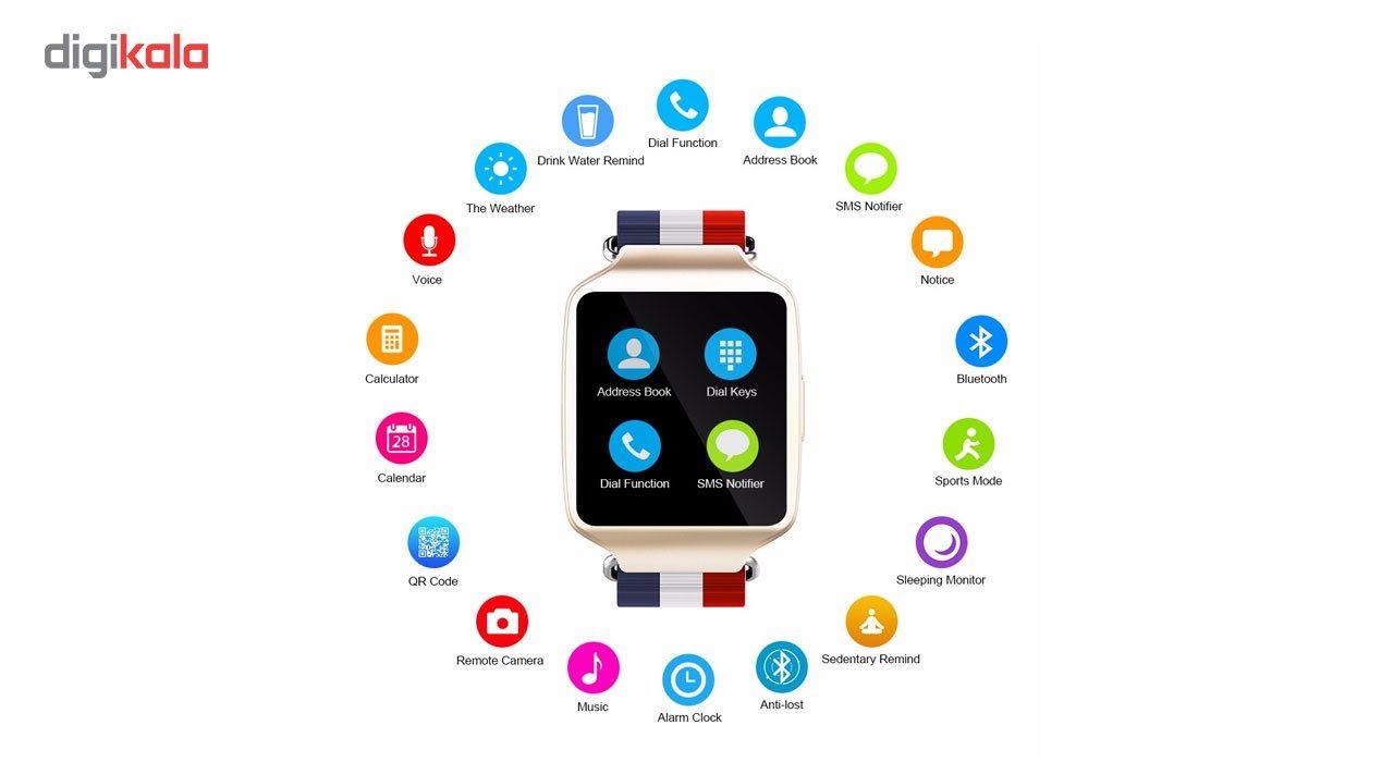 ساعت هوشمند تی تی وای مدل L1 main 1 14