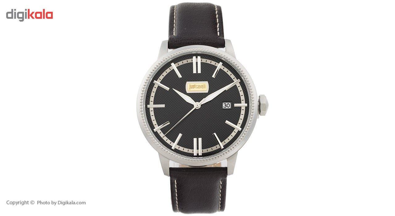 ساعت مچی عقربه ای مردانه جاست کاوالی مدل JC1G018L0025 -  - 1