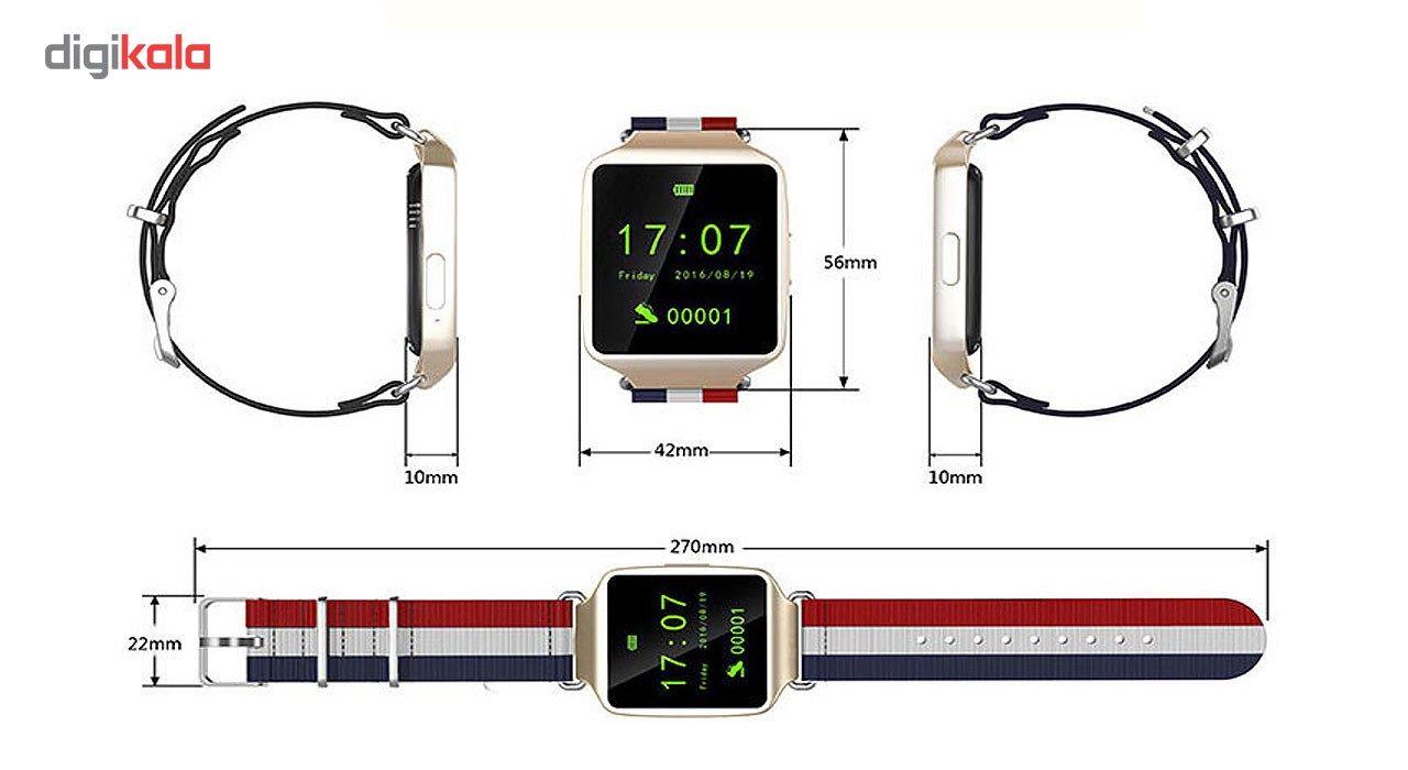 ساعت هوشمند تی تی وای مدل L1 main 1 16