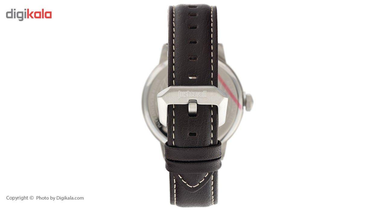 ساعت مچی عقربه ای مردانه جاست کاوالی مدل JC1G018L0025 -  - 2