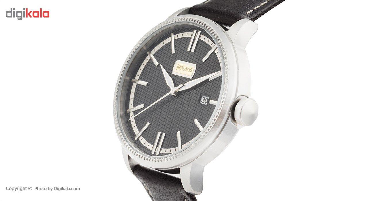 ساعت مچی عقربه ای مردانه جاست کاوالی مدل JC1G018L0025 -  - 3