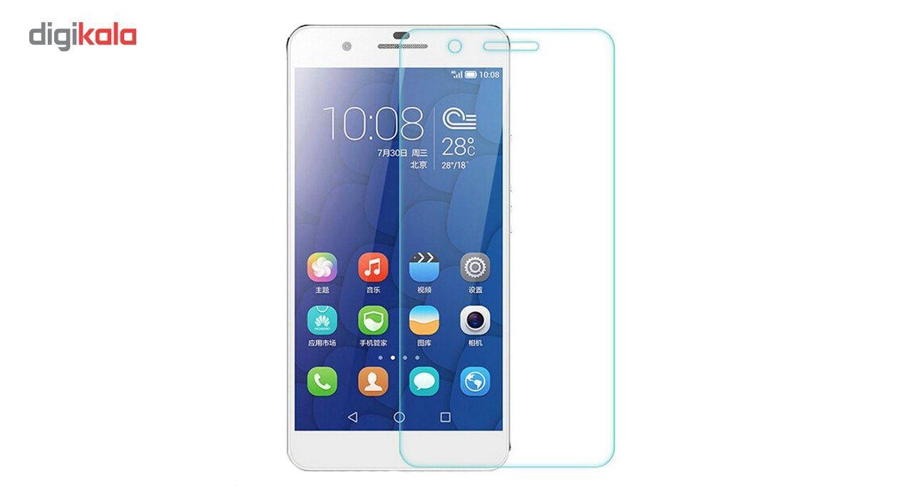 محافظ صفحه نمایش شیشه ای مدل Tempered مناسب برای گوشی موبایل هوآوی Honor 6 main 1 1