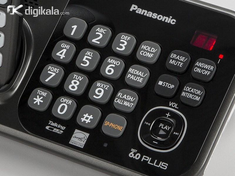 قیمت                      تلفن بی سیم پاناسونیک مدل KX-TG4742