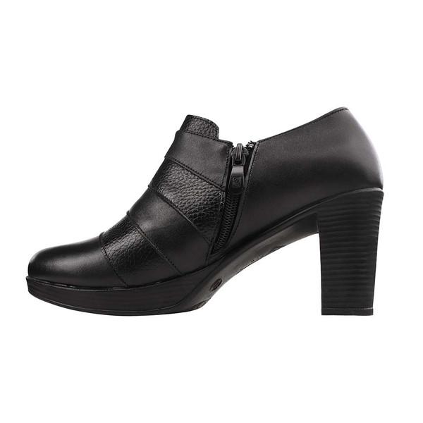کفش زنانه روشن مدل سیمین کد 01