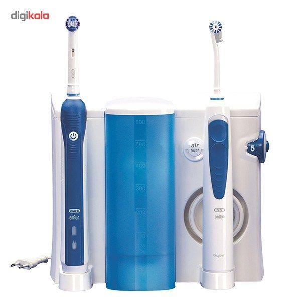 مسواک برقی اورال-بی مدل Oxyjet OC20.535.3X  Oral-B Oxyjet OC20.535.3X Professional Care Electric Too