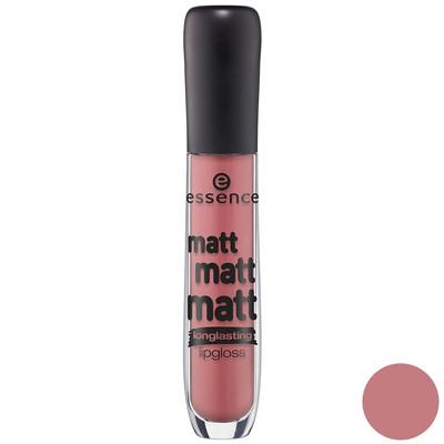 Photo of رژ لب مایع اسنس سری Matt Matt Matt شماره 02