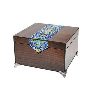 جعبه چای کیسه ای تهران گرافیک مدل JC8003