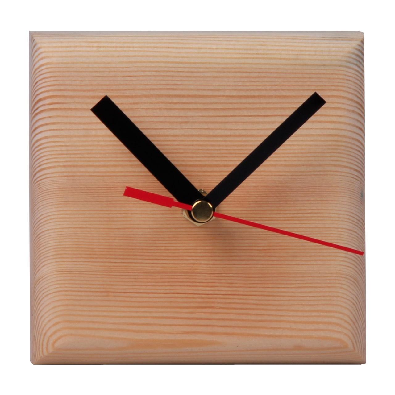 ساعت رومیزی گالری روح چوب مدل sowag-wa-001  چوبی