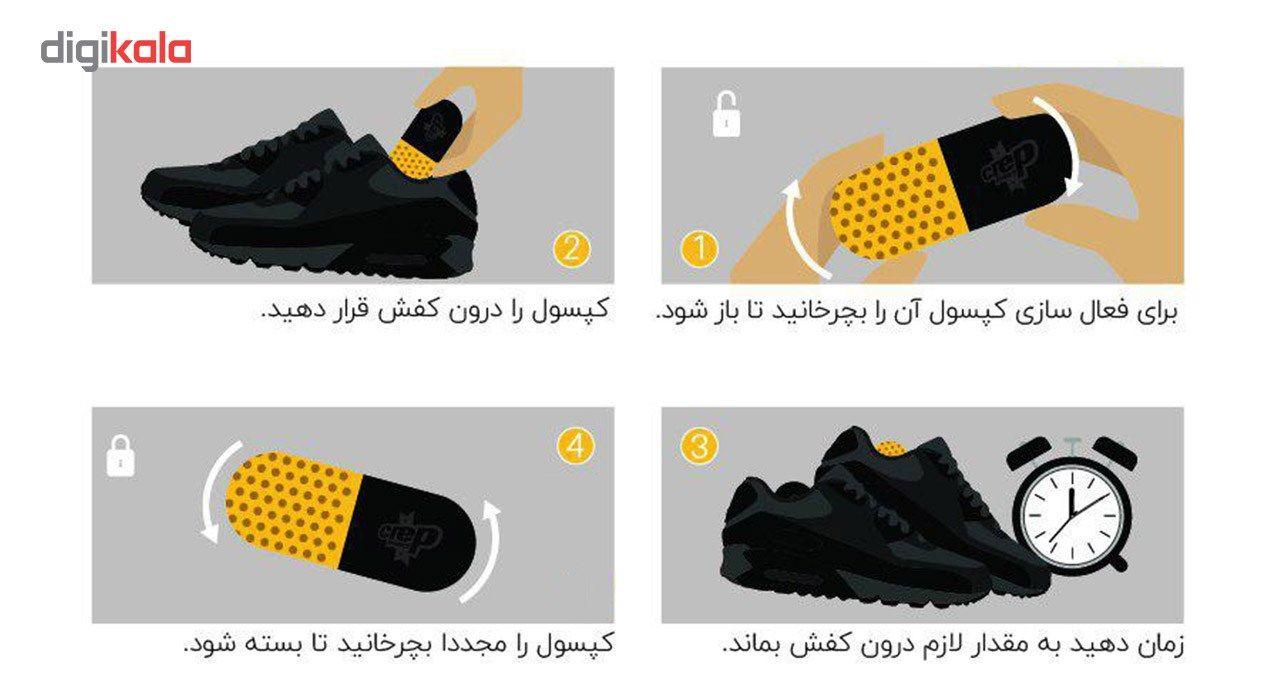 بوگیر کفش کرپ مدل The Ultimate بسته 2 عددی - کرپ پروتکت -  - 2