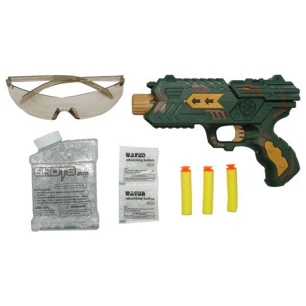 تفنگ اسباب بازی فالکن مدلM238 کد KTT-021