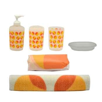 ست سرویس بهداشتی اسپایر مدل پرتقالی