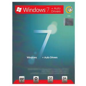 ویندوز 7 به همراه نرم افزار نصب خودکار درایورها