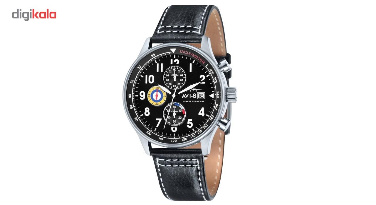 خرید ساعت مچی عقربه ای مردانه ای وی-8 مدل AV-4011-02