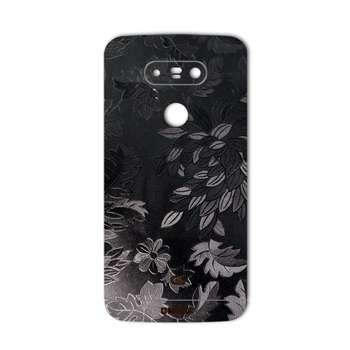 برچسب پوششی ماهوت مدل Wild-flower Texture مناسب برای گوشی  LG G5