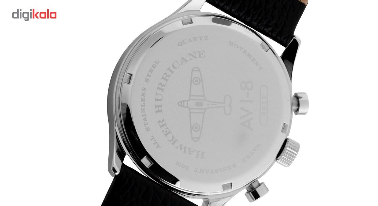 ساعت مچی عقربه ای مردانه ای وی-8 مدل AV-4011-02