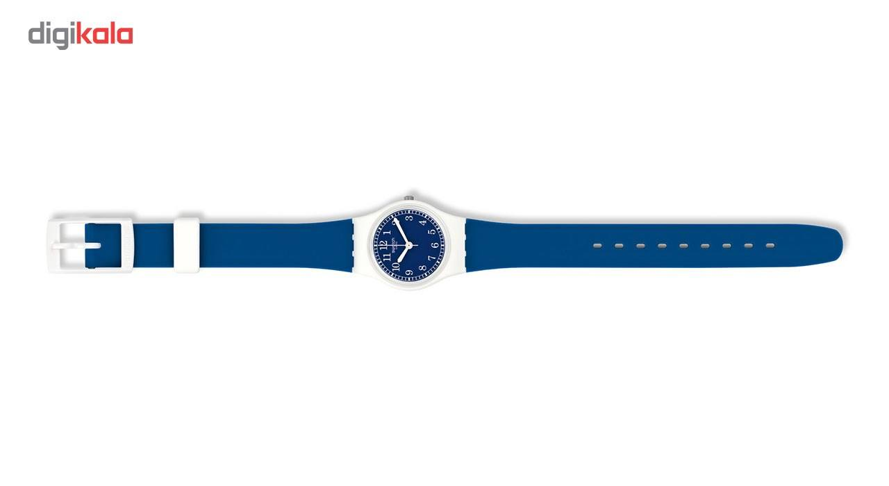 ساعت مچی عقربه ای زنانه سواچ مدل LW152 -  - 2