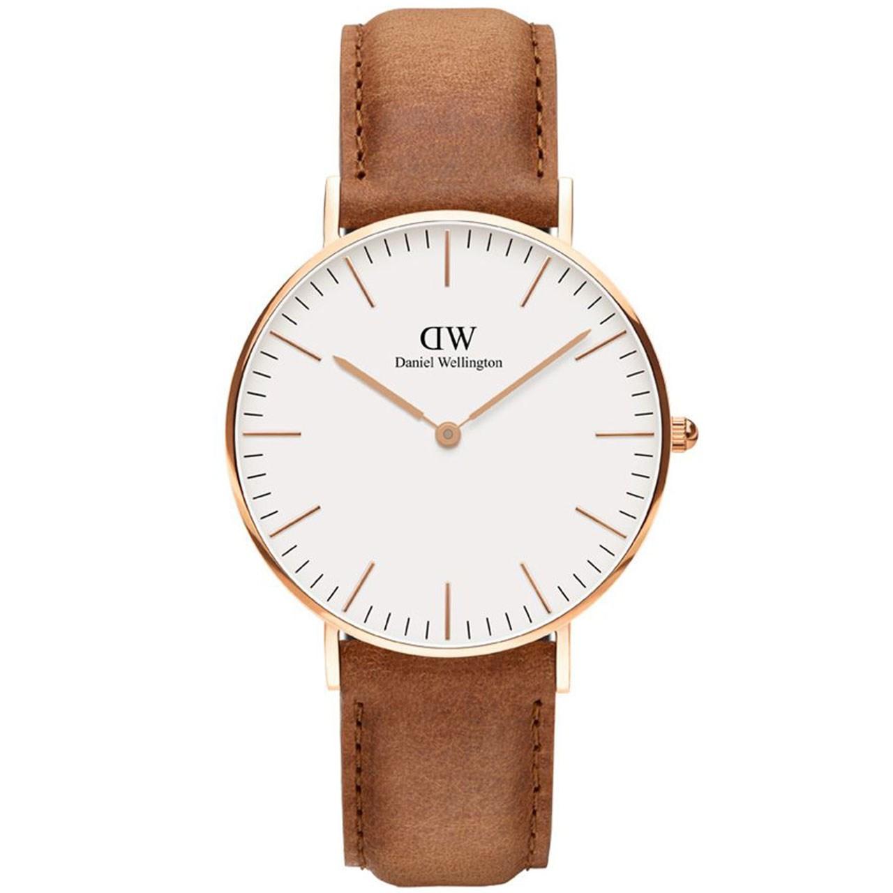 ساعت مچی عقربه ای زنانه دنیل ولینگتون مدل DW00100111              خرید (⭐️⭐️⭐️)