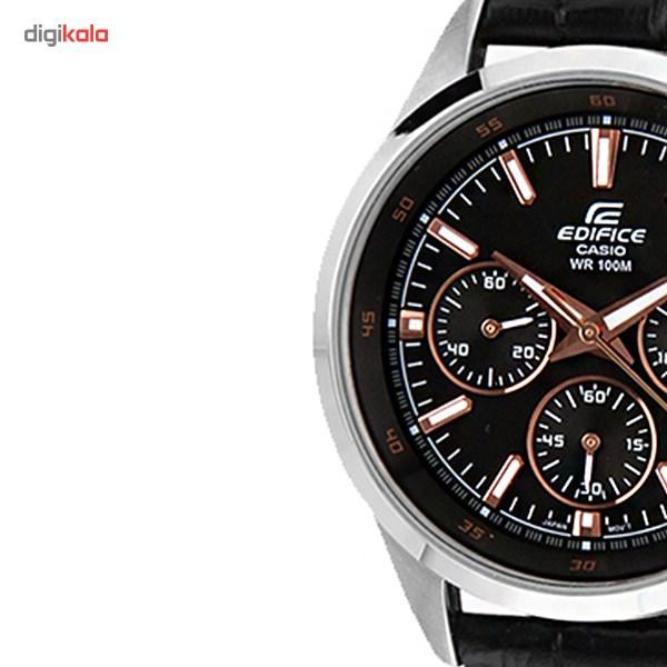خرید ساعت مچی عقربه ای مردانه کاسیو ادیفایس EFR-527L-1AVUDF