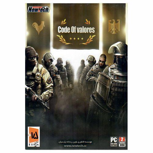 بازی Code Of Valores مخصوص PC