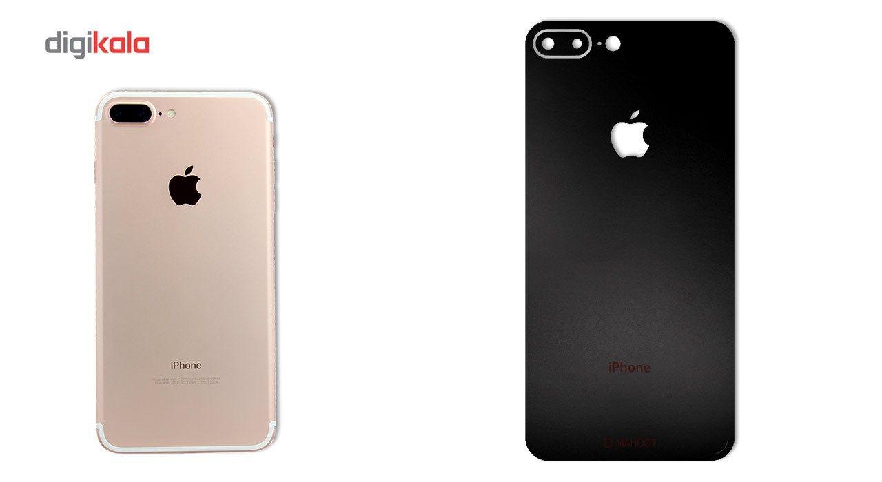 برچسب پوششی ماهوت مدل Black-color-shades Special مناسب برای گوشی  iPhone 7 Plus main 1 1