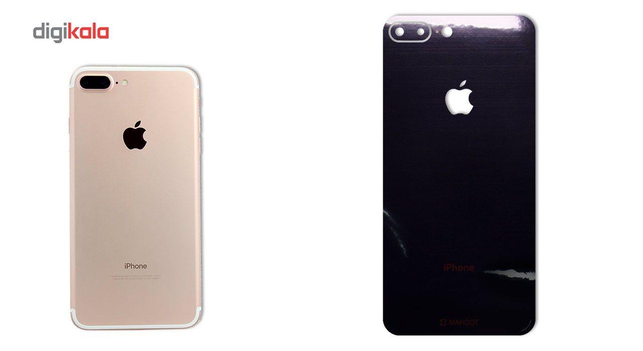 برچسب پوششی ماهوت مدل Black-color-shades Special مناسب برای گوشی  iPhone 7 Plus main 1 2