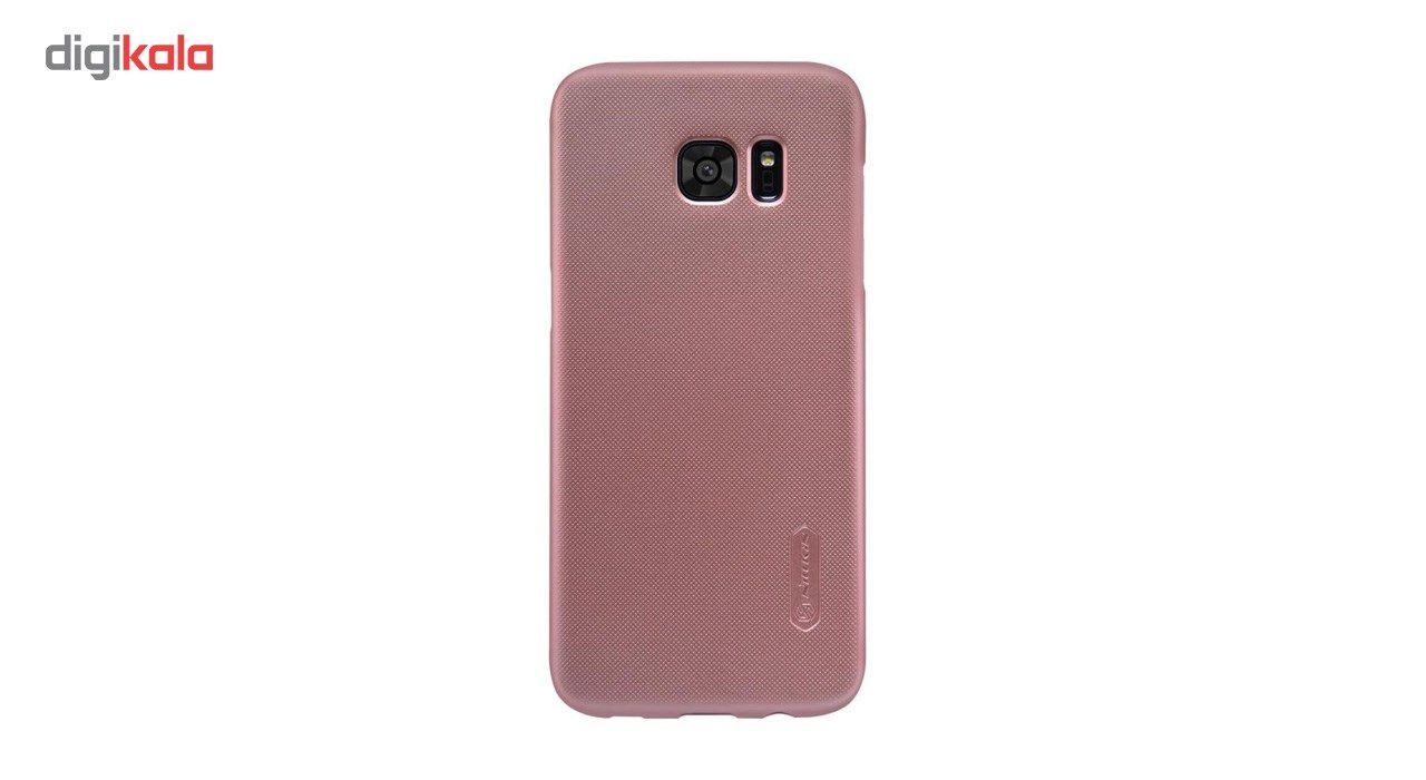 کاور نیلکین مدل Super Frosted Shield مناسب برای گوشی موبایل سامسونگ Galaxy S7 Edge main 1 16