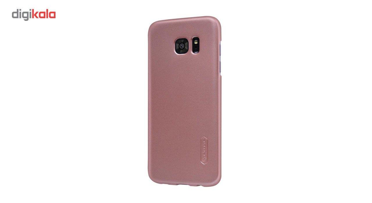 کاور نیلکین مدل Super Frosted Shield مناسب برای گوشی موبایل سامسونگ Galaxy S7 Edge main 1 17