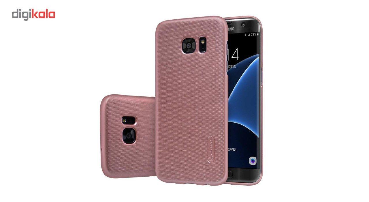 کاور نیلکین مدل Super Frosted Shield مناسب برای گوشی موبایل سامسونگ Galaxy S7 Edge main 1 19