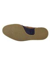 کفش روزمره مردانه چرم آرا مدل sh025  -  - 9