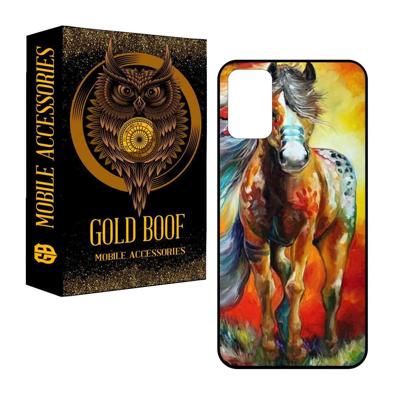 خرید                     کاور گلد بوف مدل GFTRH-3 مناسب برای گوشی موبایل سامسونگ GALAXY A51